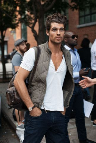 New York Fashion Week 2014 Day 1: Best Men's Street Style ...