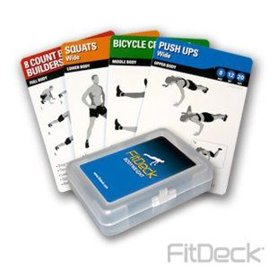Take The Thinking Out & Boost Your Training With Fit Decks