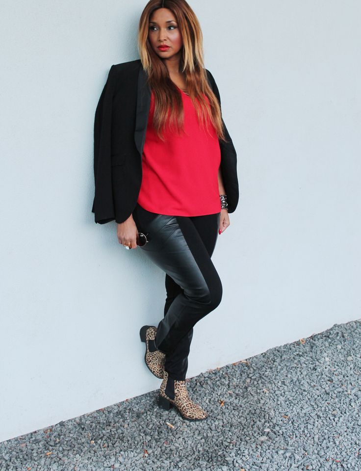 CASUAL CHIC WITH JUNAROSE #Junaroseglobal #styleinsider #plussize #leggings