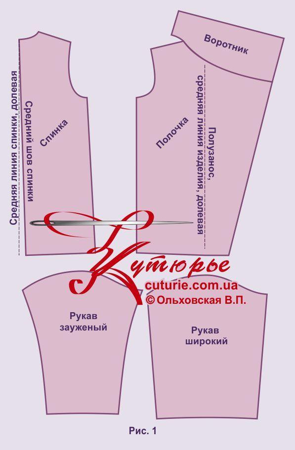 Выкройка «пальто для начинающих» 42-62. Обсуждение на LiveInternet - Российский Сервис Онлайн-Дневников