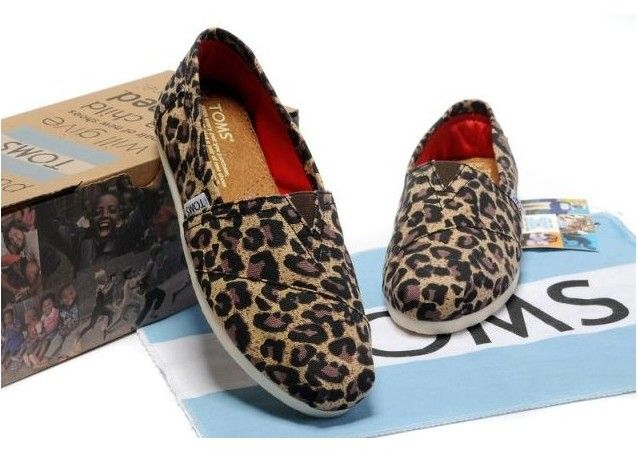 Cheetah TOMS!! I think YES(:
