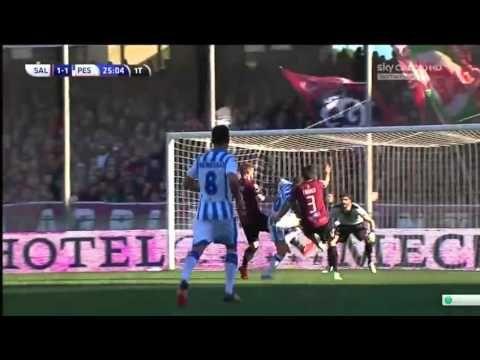 YouTube: Gianluca Lapadula anotó golazo con Ricardo Gareca viéndolo en la tribuna