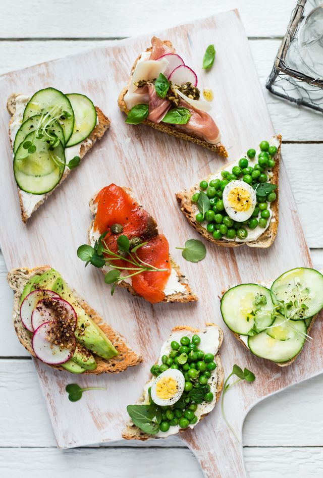 DIY Tartines for your summer picnics ! | Christelle is Flabbergasting