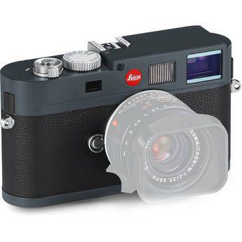 Leica M-E Digital Rangefinder Camera   http://www.bhphotovideo.com/c/product/893172-USA/Leica_10759_M_E_18MP_CCD_Sensor.html