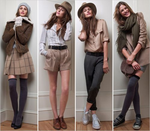 .: Fall Clothing, Autumn, Posts, Fall Outfits, Club Monaco, Fall Fashion, Fall Styles, Color Palette, Fall Winter