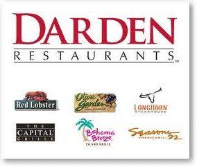MARK/BOTH: Darden Gift Card (Red Lobster, Longhorn, Olive Garden)