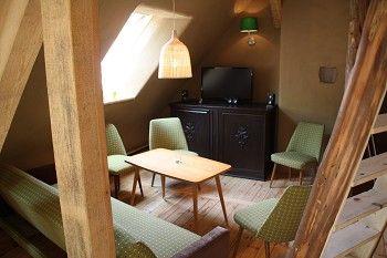 Spreewaldhof Zur Tanne - ökologisch Wohnen im Spreewald Urlaub Burg/Spreewald - Ferienwohnungen mit 2 Schlafzimmern f. bis zu 6 Pers