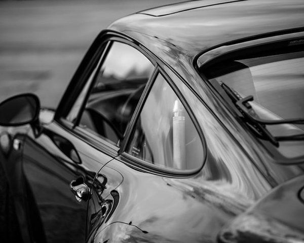 PORSCHE 911 993 TURBO Leinwand Bild CARRERA Bilder TARGA Kunstdruck Sportwagen