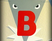 Shark pennant banner for shark party