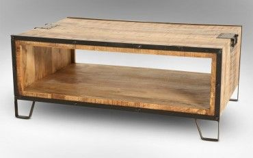 Cuba Rectangle Coffee Table| Rice Furniture