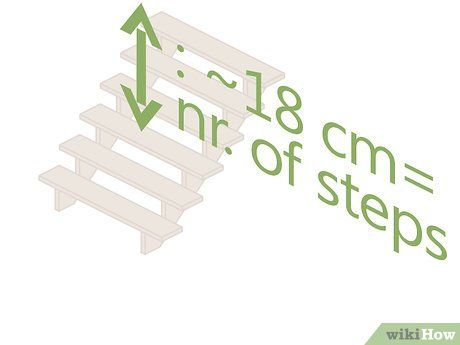 Imagen titulada Build Stairs Step 2
