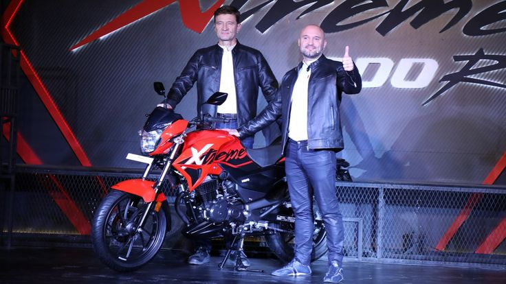 Hero MotoCorp today unveiled the all-new 'Xtreme 200R' aimed at strengthening Hero's presence in the rapidly growing premium motorcycle segment, the Xtreme 200R will …