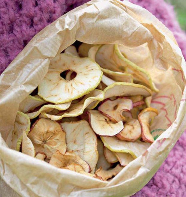 Tørrede æbleringe | Femina