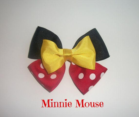 Arco del pelo del ratón de Minnie