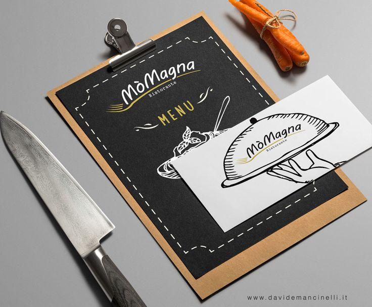 Grafica menù ristorante