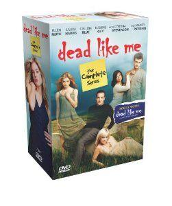 Amazon.com: Dead Like Me: The Complete Series (Ellen Muth, Mandy Patinkin, Laura Harris, Callum Blue): Ellen Muth, Mandy Patinkin, Laura Har...