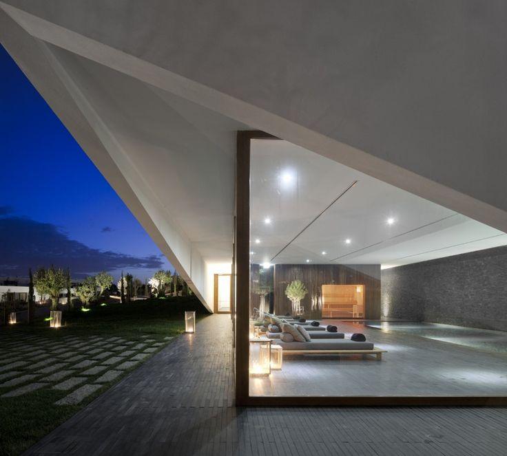 L'And Vineyards Hotel / PROMONTORIO + Studio MK27 – Marcio Kogan
