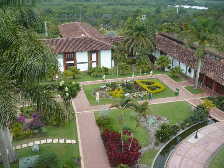 Colombia  El Parque del Cafe