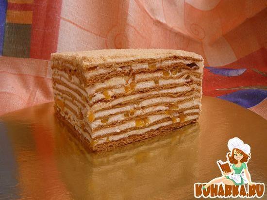 Пломбирный крем для торта
