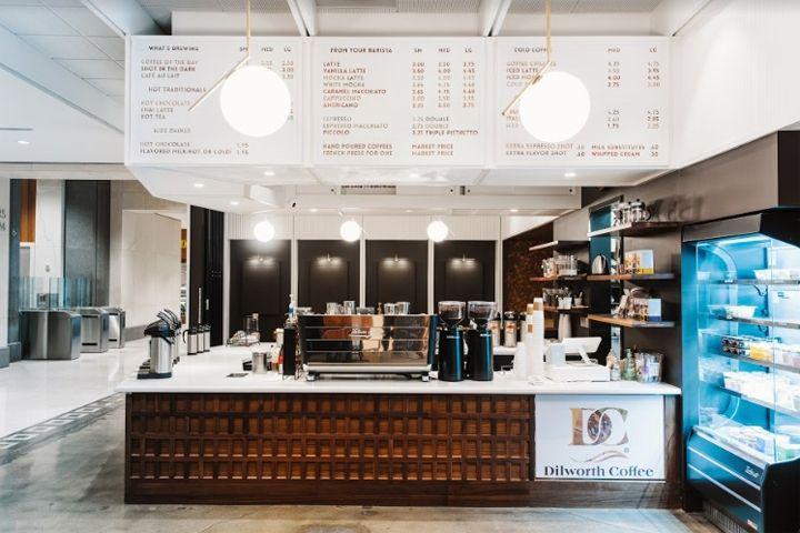 Dilworth Coffee by Square Feet Studio, Charlotte – North Carolina » Retail Design Blog