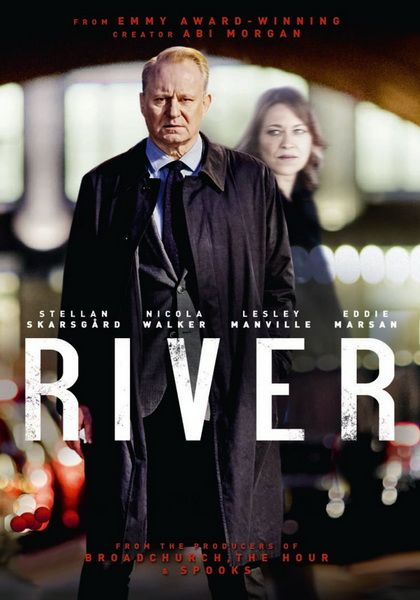 River, la novia que buscaste después de que Happy Valley dejó de darte bola. Pero le tomás cariño. Está buena al final. 'River' TV Show on Netflix | BBC's Best Thriller of 2015 - read our review here!