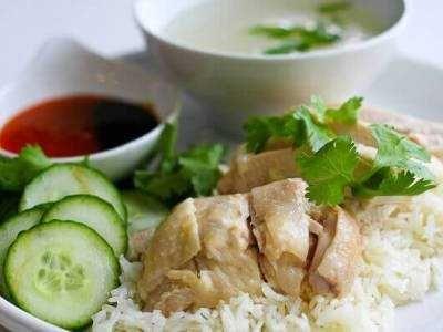 Nasi Hainam - Berikut ini ada cara membuat video resep nasi hainam atau hainan komplit ayam apollo ncc asli sajian sedap singapore dengan rice cooker paling sederhana.