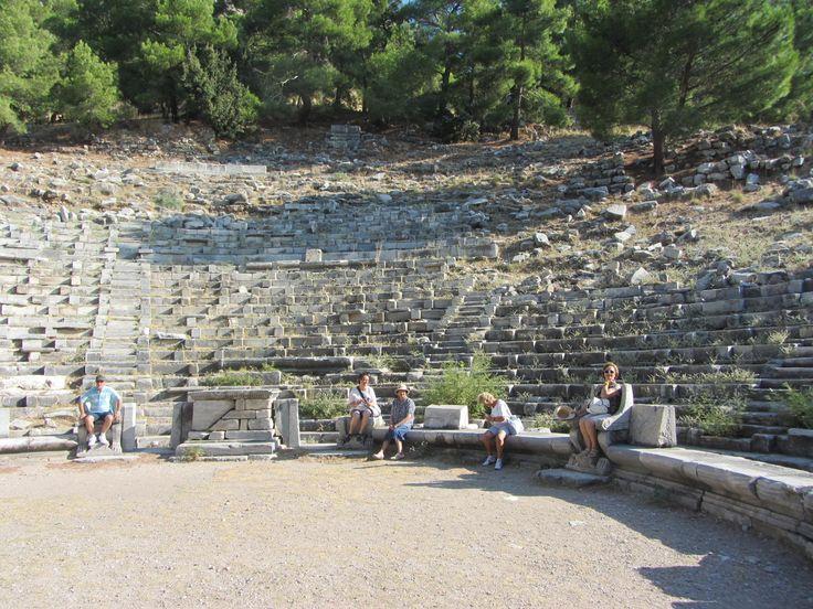 Anfiteatro de Priene