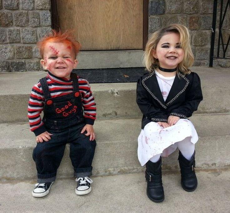 As melhores fantasias de Halloween para as crianças 01