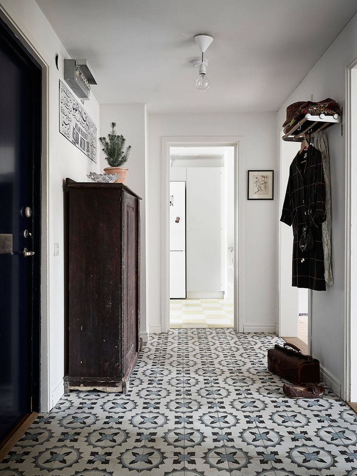 Marrakech Design is a Swedish company specialized in encaustic cement tiles - Leksand
