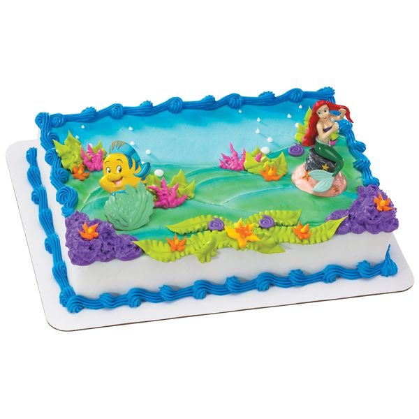 Publix Mermaid Cake Been There Done That For My Daughters