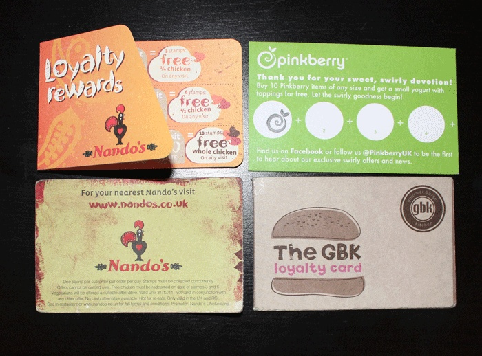 23 best Cool Paper Loyalty Cards images on Pinterest Loyalty - free membership cards online