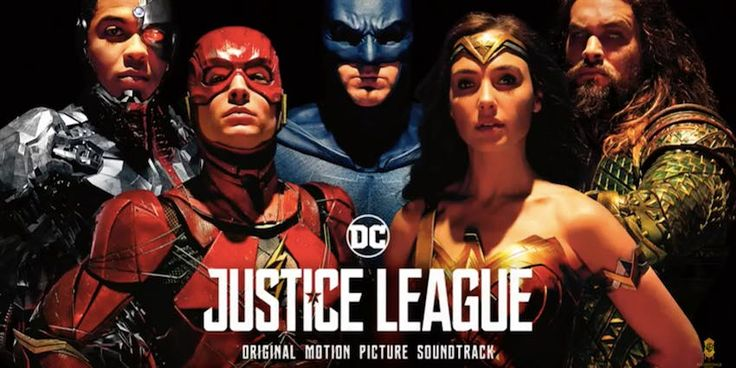 Justice League Score Track List Officially Revealed