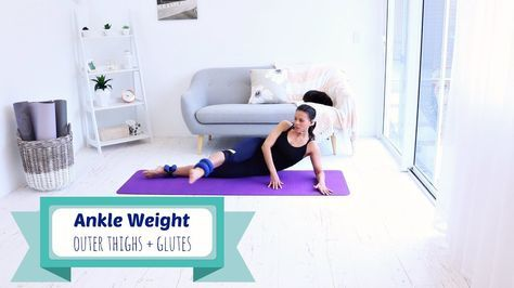 how to lose weight using ankle weights