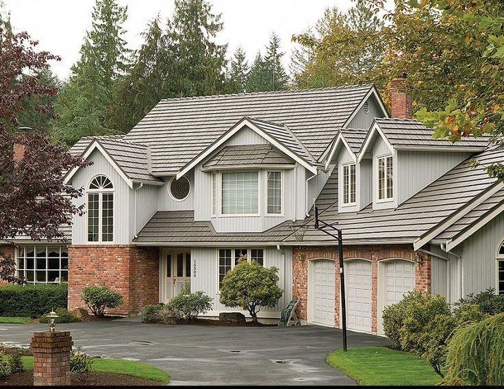 Metal Roofing Photo Gallery | Metal Roofing Alliance | Photos Of Metal Roof Types and Styles- East Texas: www.avcoroofing.com They've come a long way with metal roofing products. Avco can professionally install this durable metal roof tile!
