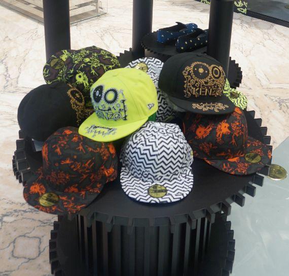 젊은층의 Must Have Item인 뉴에라를 다양한 디자인으로 만나다 @에비뉴엘 롯데월드타워점 KENZO