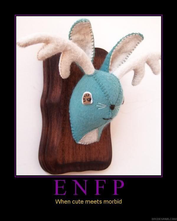 Enfp jokes