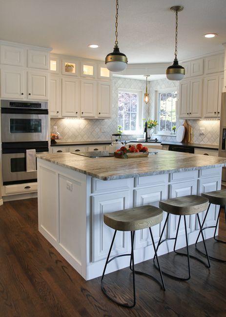 Marvelous Modern Farmhouse Inspired Kitchen