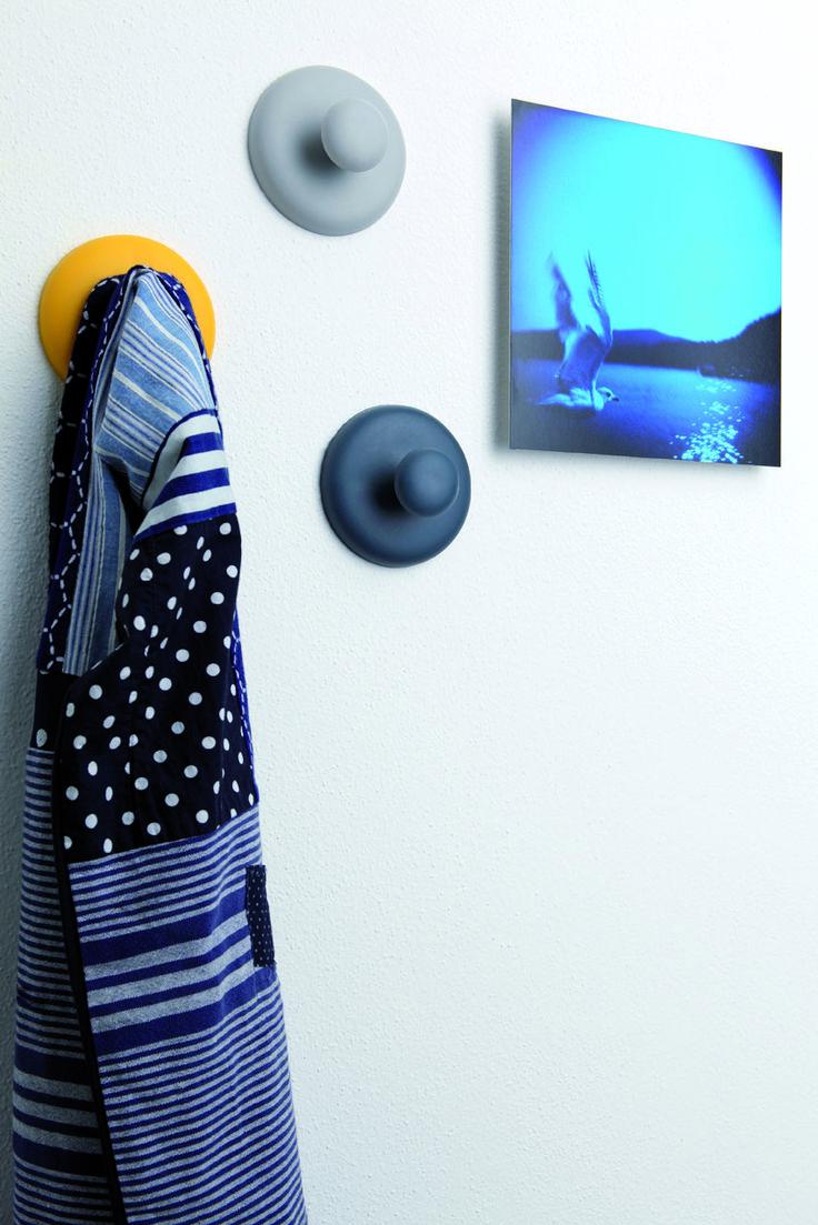 POMOLO - apendino morbido e adesivo #appendino #geelli #parete #wall