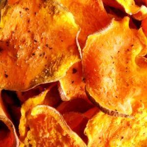 Édesburgonya chips - Megrendelhető itt: www.Zmenu.hu - A vizuális ételrendelő.