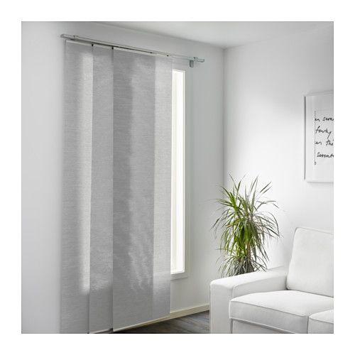 ANNO SANELA Panneau - gris - IKEA