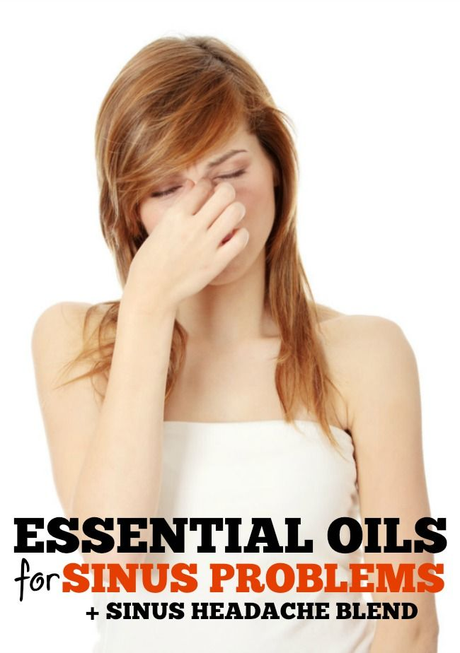 Best 25 Essential Oils Sinus Ideas On Pinterest Young