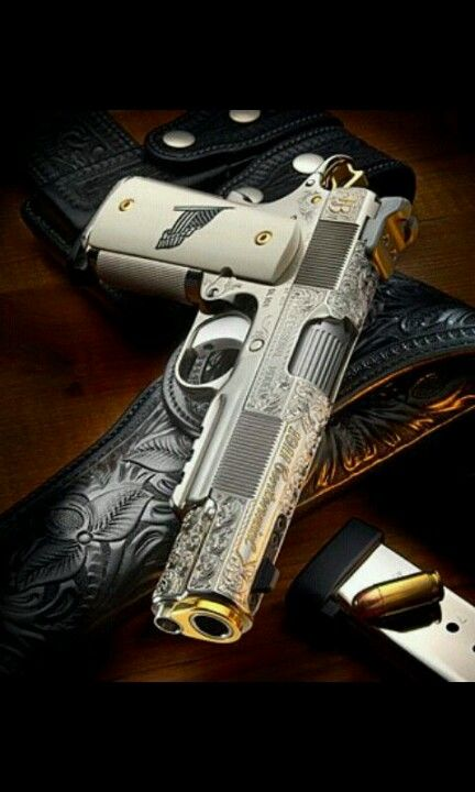 American hand gun, I would want a different grip though.