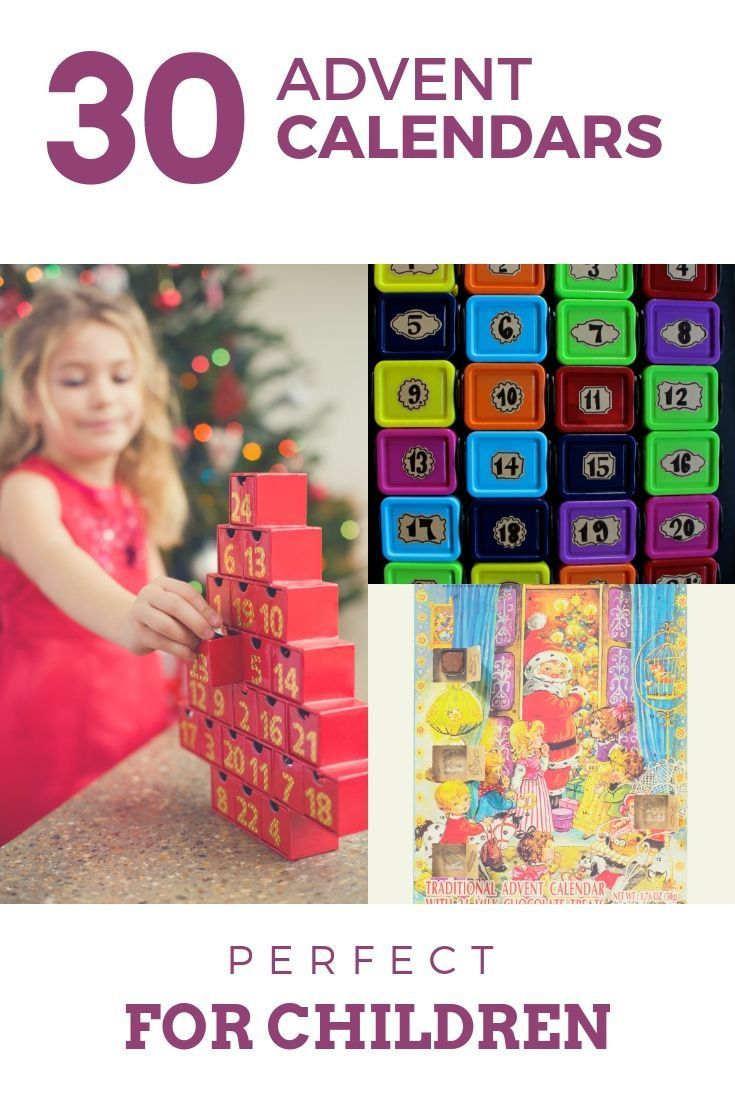 Top Kids Advent Calendars 2019 Advent Calendars For Kids Kids
