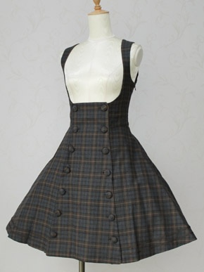 Lolita and plaid?  Shut up and take my money!