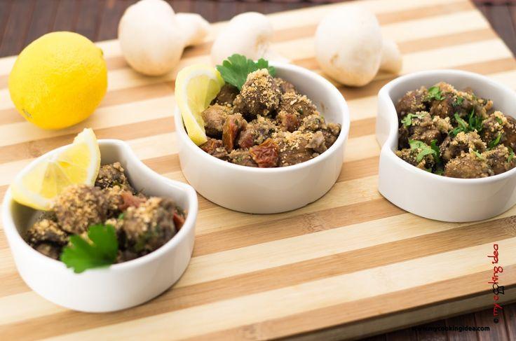 My Cooking Idea. Ricette vegetariane, ricette vegane.: Funghi saltati