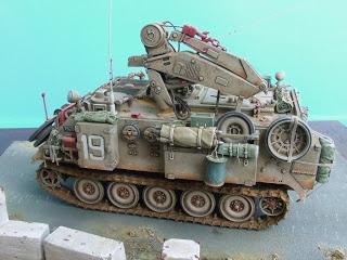 IDF M 113 Fitter