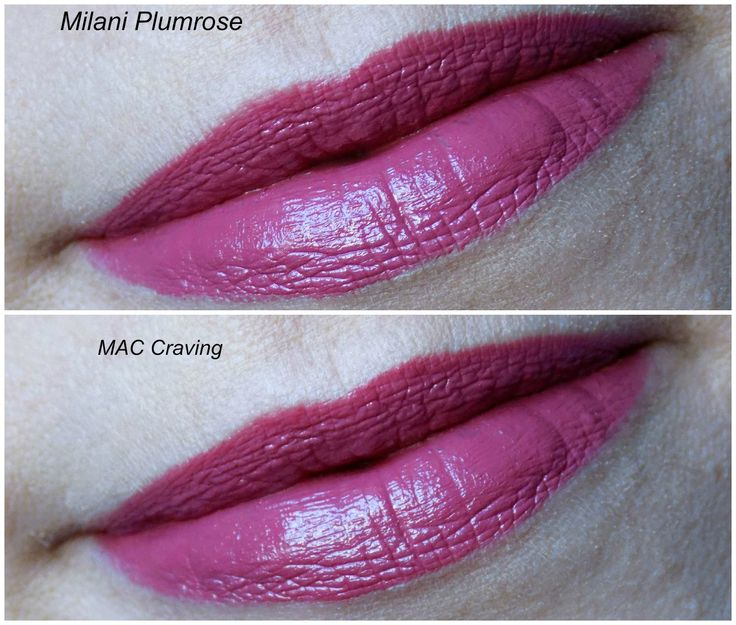 Mummy's Beauty Corner: MAC Craving and its perfect 'dupe'