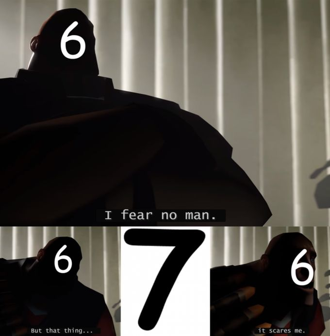 """I Fear No Man 