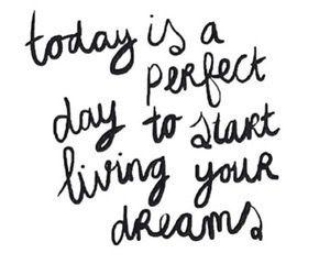 follow your dreams!💭♥️