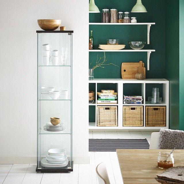 Open #storage is #art. #IKEA #home #decor #Padgram